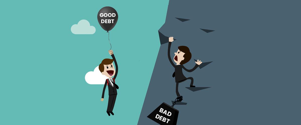debito buono e debito cattivo facciamo chiarezza