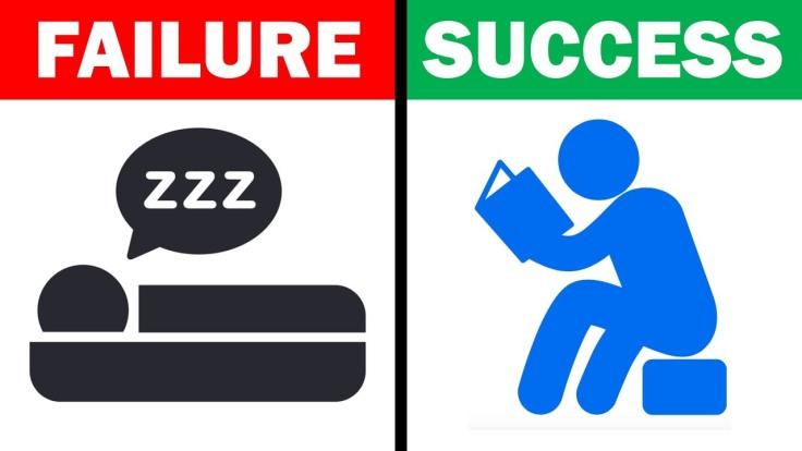 8 abitudini per ottenere il successo finanziario non smettere mai di imparare