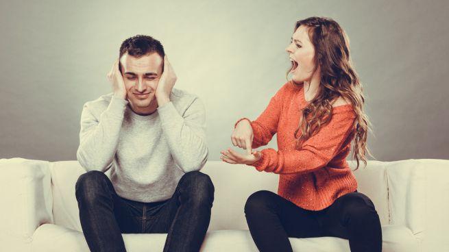 psicologia del denaro litigio moglie marito