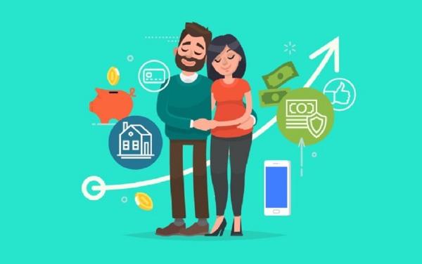 perseguire l'indipendenza economica in coppia