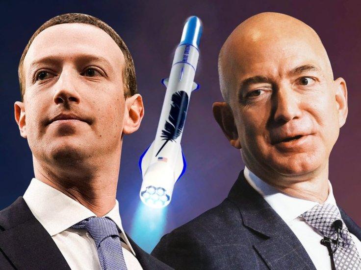 diventare imprenditore bezos zuckerberg