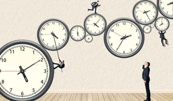 la gestione del tempo come chiave per il successo