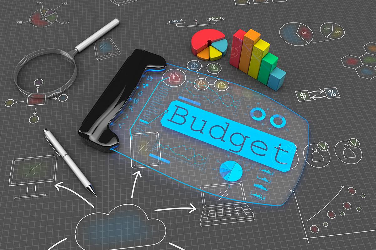 come gestire il denaro budget