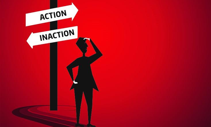 il costo dell'inazione può distruggere il tuo bilancio