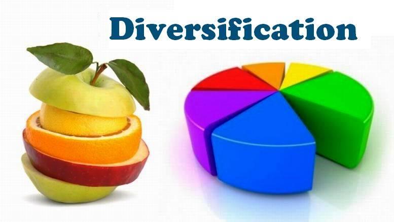 diventare un investitore migliore grazie alla diversificazione