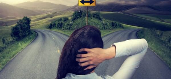 Le giuste decisioni sono il segreto del successo