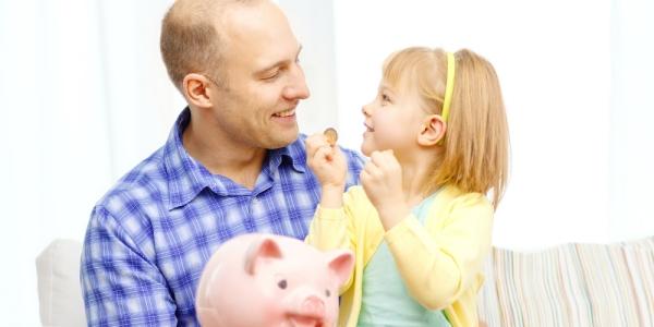 Importanti lezioni sul denaro da impartire ai tuoi figli