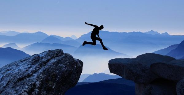 Lanciarsi, uscire dalla comfort zone e incamminarsi verso il successo