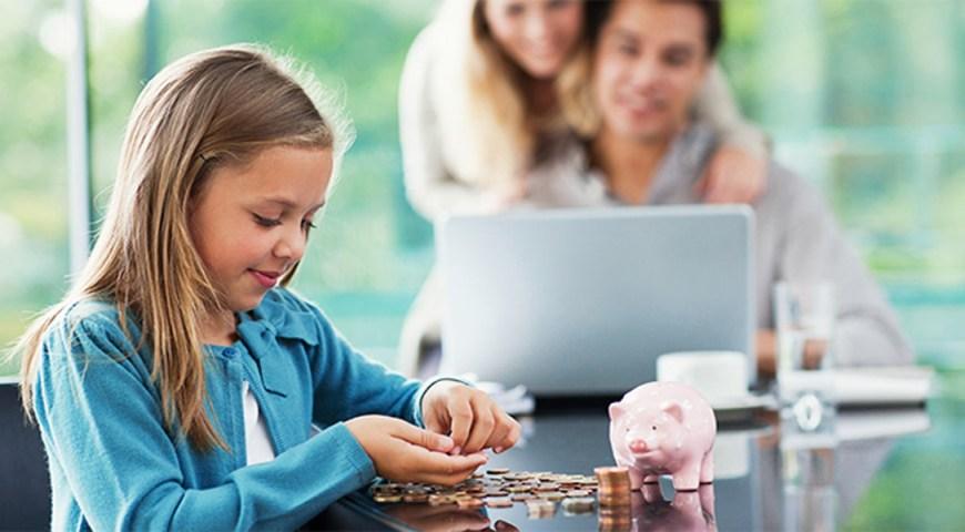 impostare piano di accumulo per i tuoi bambini