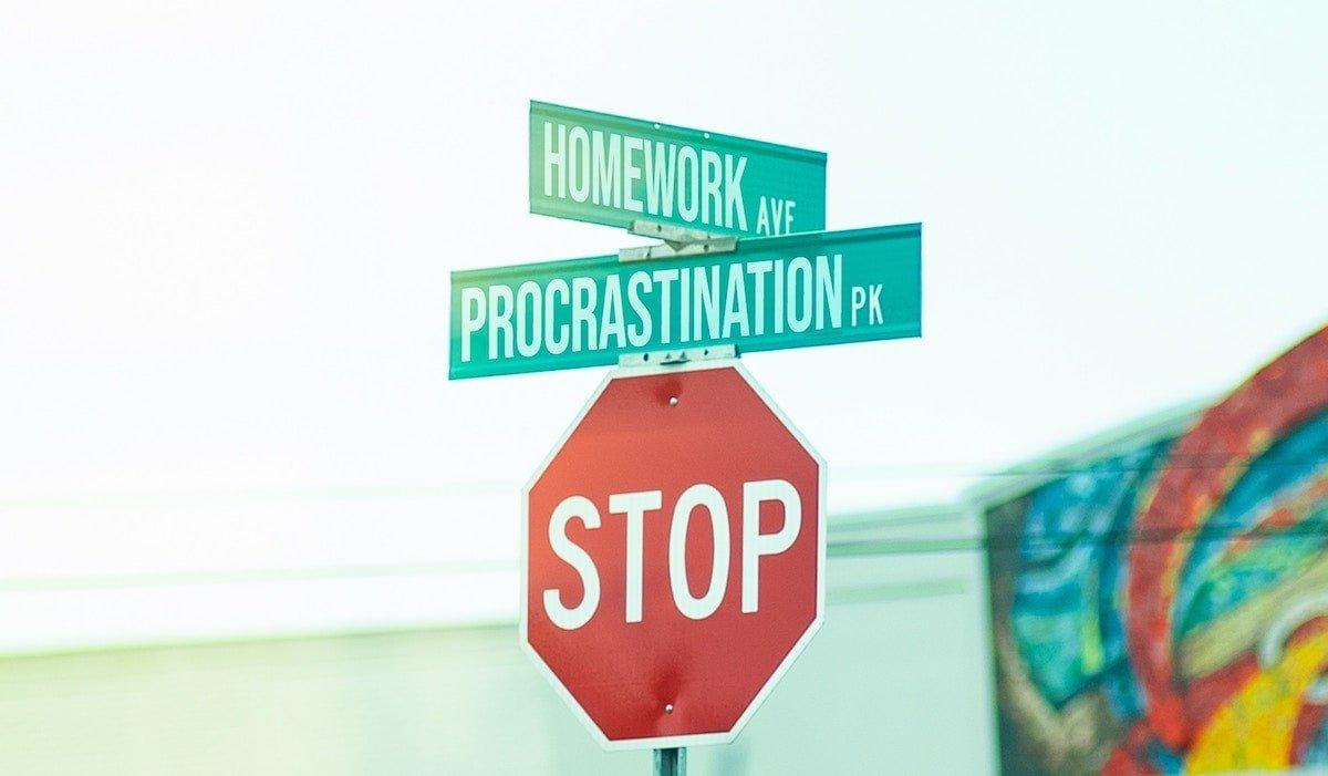 5 modi per smettere di procrastinare e ottenere grandi risultati